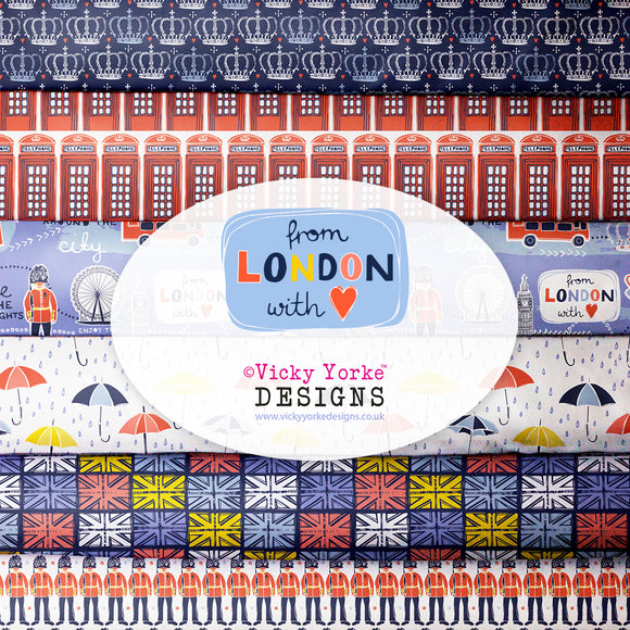 From London With Love by Vicky Yorke
