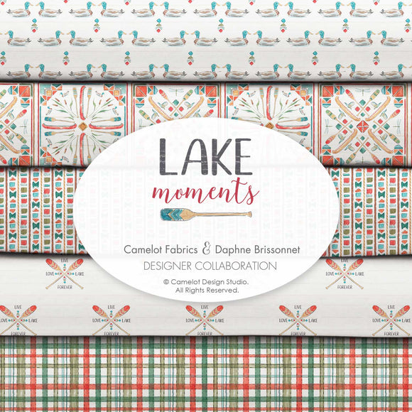 Lake Moments by CDS & Daphne Brissonnet