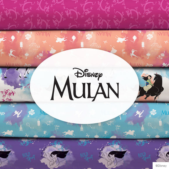 Disney Princess Mulan Collection