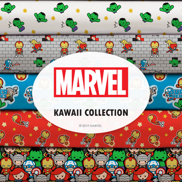 Marvel Kawaii by Marvel
