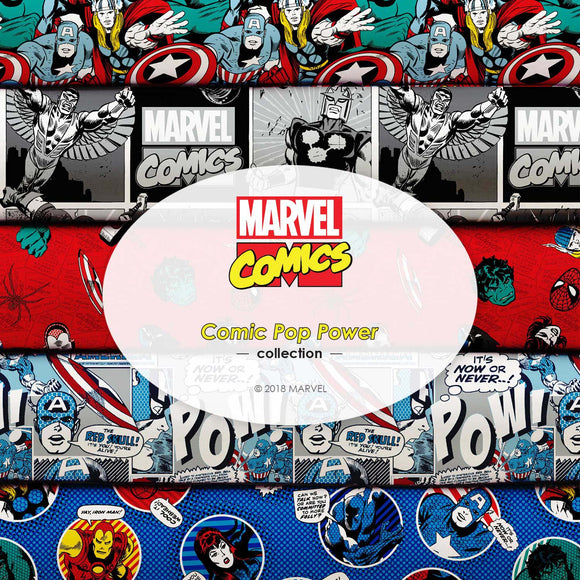 Comic Pop Power by Marvel