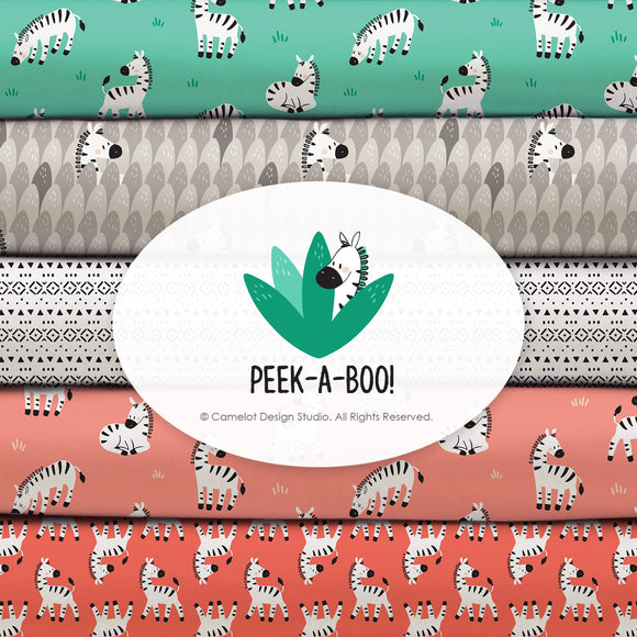 Peek-A-Boo by Camelot Design Studio