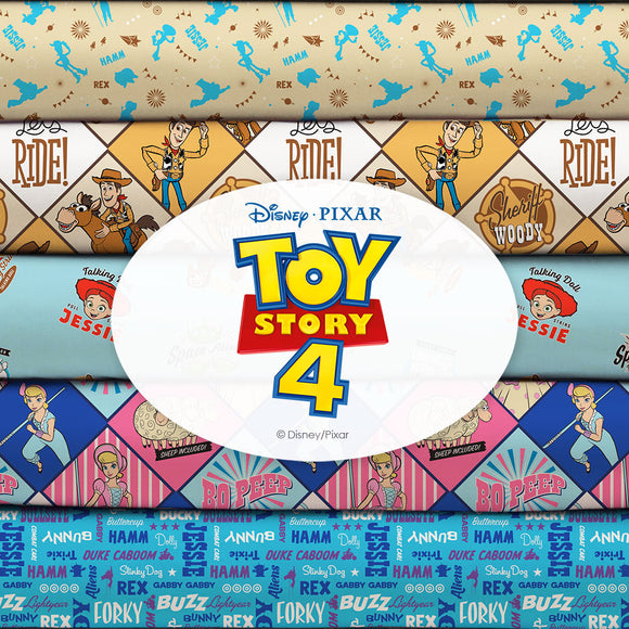 Toy Story 4 Collection