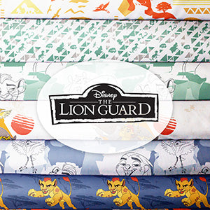 The Lion Guard Collection