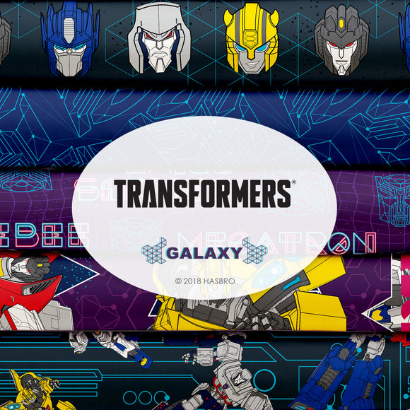 Transformers Galaxy Collection