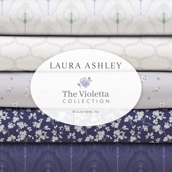 The Violetta Collection by Laura Ashley