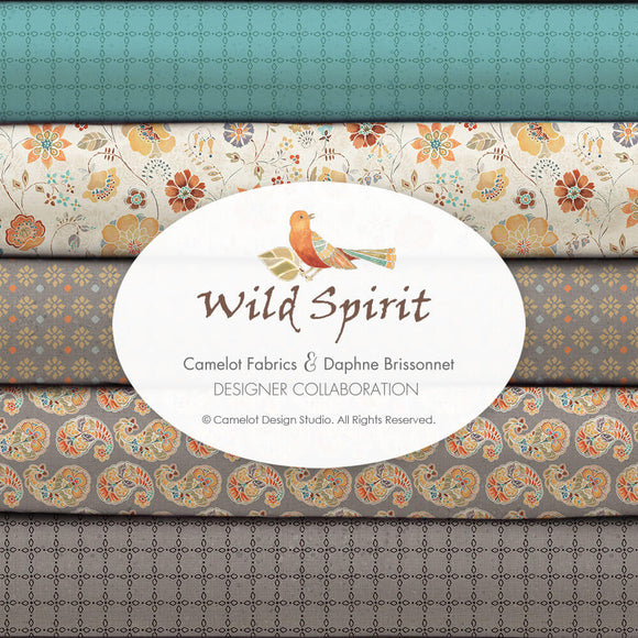Wild Spirit by Camelot Design Studio & Daphne Brissonnet
