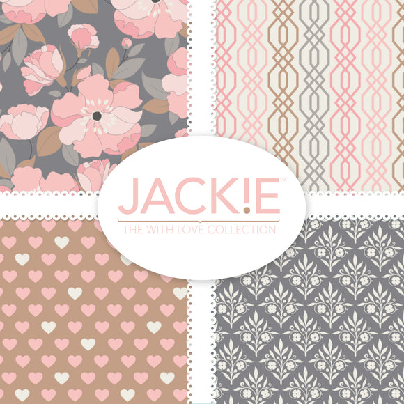 The With Love Collection by JACK!E Studios