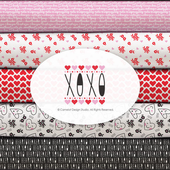 XOXO by Camelot Design Studio