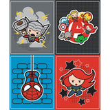 Marvel Kawaii Collection - Avengers Panel-Multi