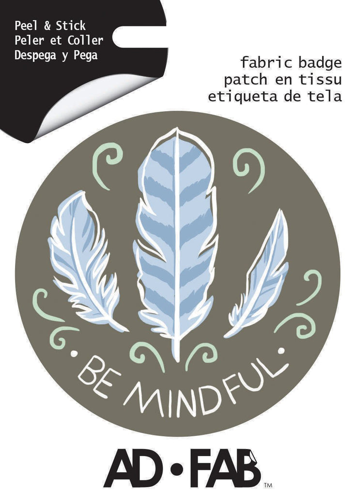 Be Mindful Ad-Fab