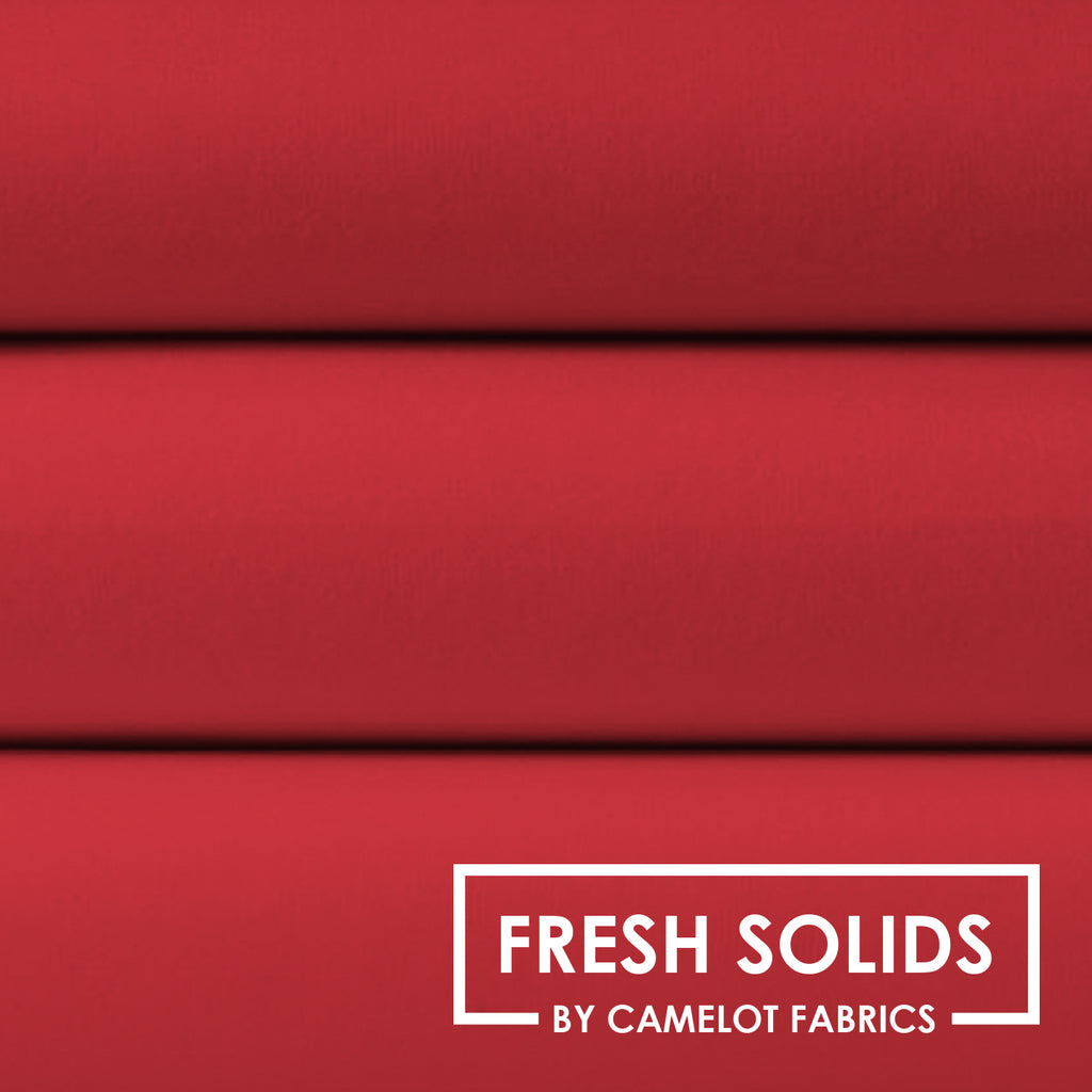 Fresh Solids-Ruby