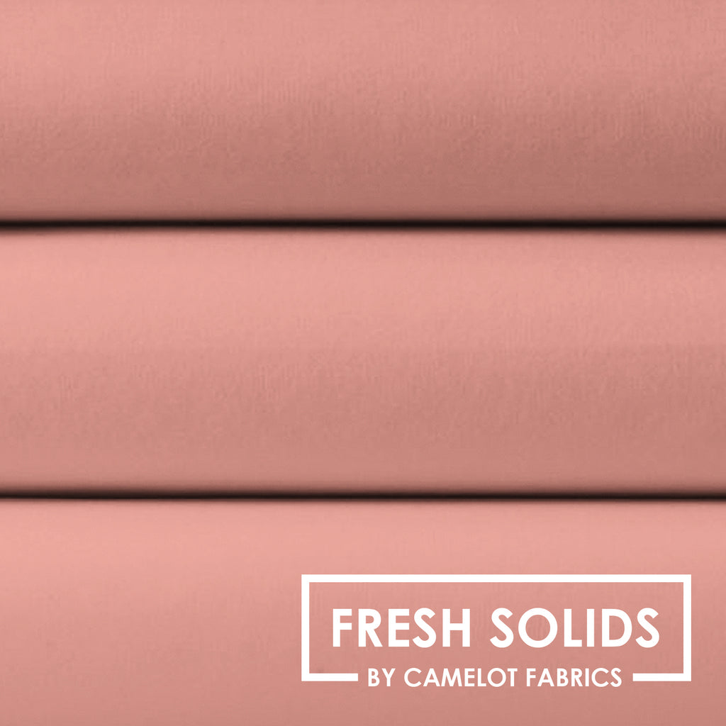 Fresh Solids-Pink Chai