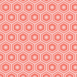 Mixology Coordinates - Honeycomb <br>2142-0030 Grapefruit