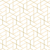 Mixology Luxe - Tiled <br>2145004l-04 White/Metallic Gold