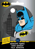 DC Comics Batman Portrait Adhesive Fabric Badge