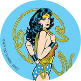 DC Comics Wonder Woman Lasso Adhesive Fabric Badge