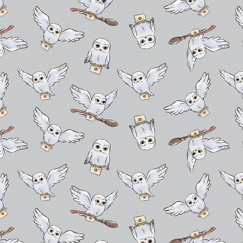 Wizarding World - Harry Potter Collection - Soft Wash Hedwig Cotton