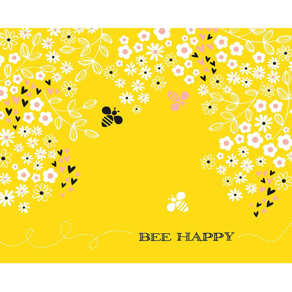 The BeeYoutiful Collection by JACK!E Studios - Bee Happy Panel - Sunshine