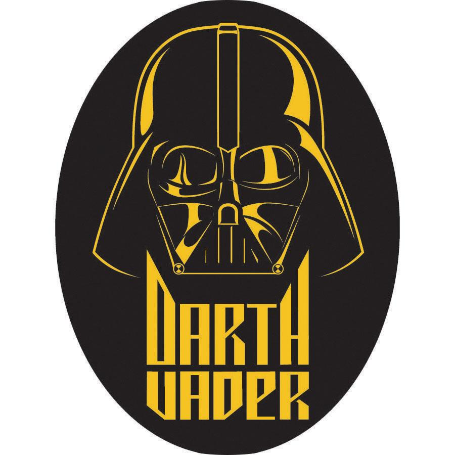Star Wars Darth Vader Adhesive Fabric Badge