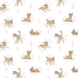 Disney Flannel - Bambi - Printed Flannel by Disney - 1yd