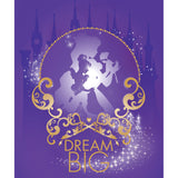 Disney Princess Heart Strong Collection - Dream Big Panel - Multi