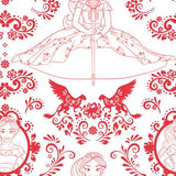 Elena of Avalor Collection - Outline - Ruby