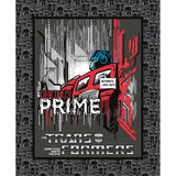 Transformers Collection - Optimus Prime Panel- Carbon