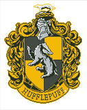 Camelot Dotz Harry Potter Hufflepuff Crest Diamond Painting Kit