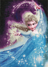 Camelot Dotz Elsa Magic Diamond Painting Kit