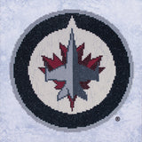 Camelot Dotz NHL Winnipeg Jets Diamond Painting Kit
