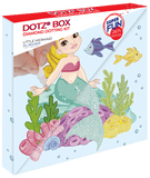 Diamond Dotz Large Box Little Mermaid