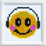 Diamond Dotz Smiling Groove DD Kit with Frame