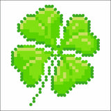 Diamond Dotz Four Leaf Clover