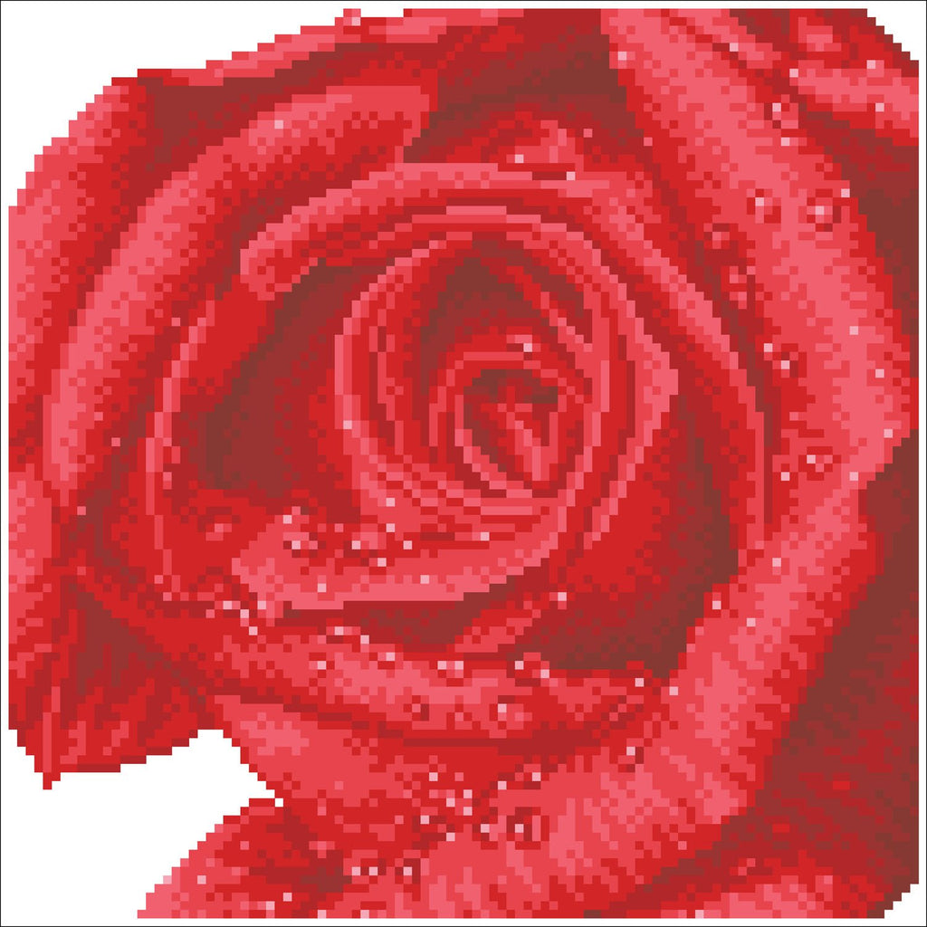 Diamond Dotz Rose Dew