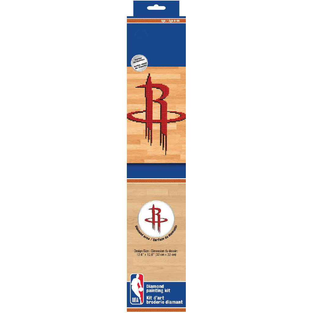 Officially Licensed NBA Bundle - Houston Rockets