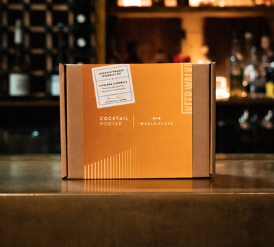 World Class Johnnie Walker Black Label Highball Collection Kit