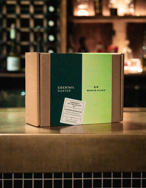 World Class Tanqueray No. Ten Grapefruit & Thyme Collins Kit