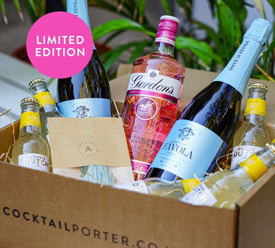16 Cocktails Pink Gin Spritz Full Size Kit