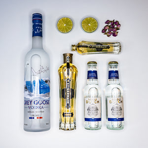 17 Cocktails Elderflower 'Le Fizz' Spritz Full Size Kit
