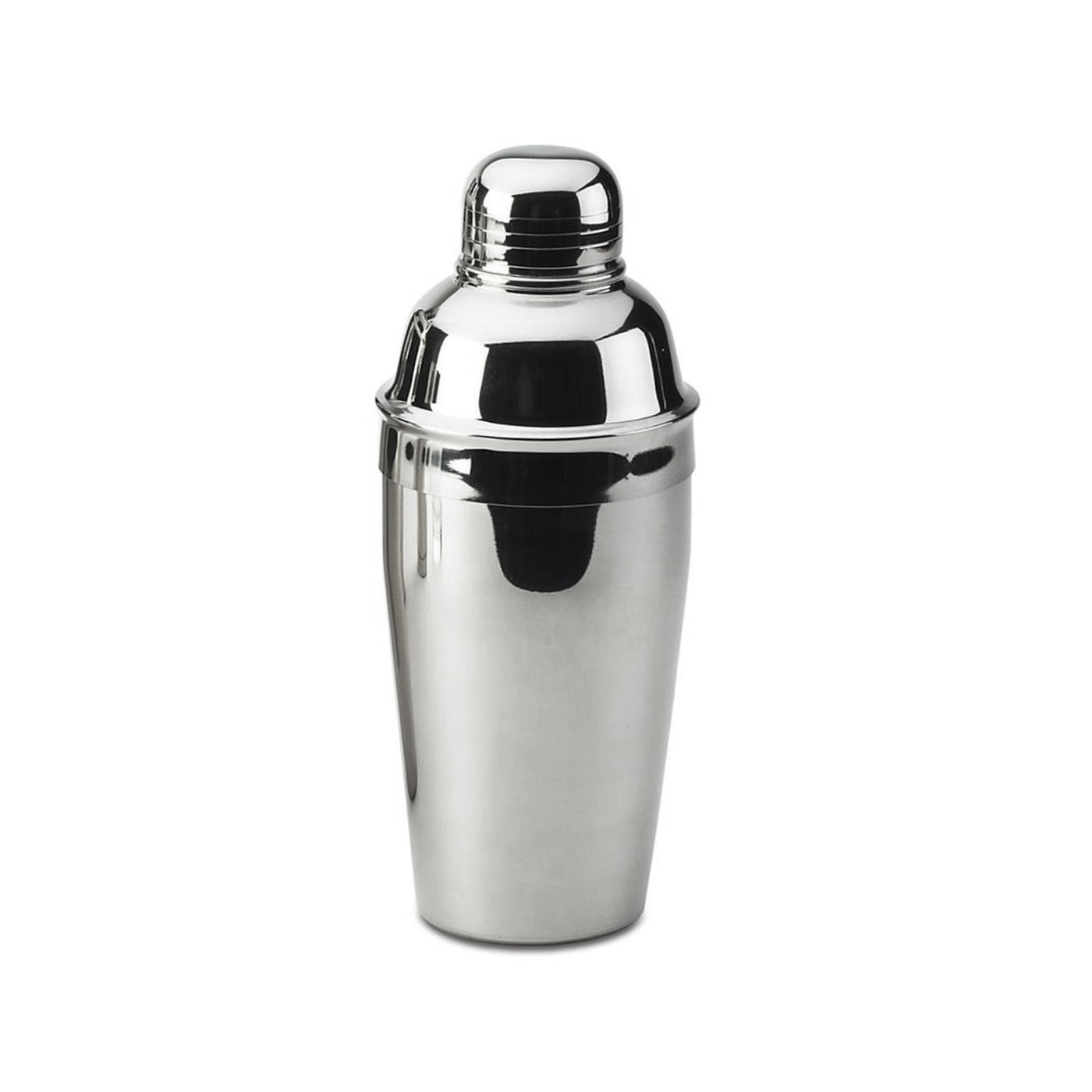 Three Piece Cocktail Shaker