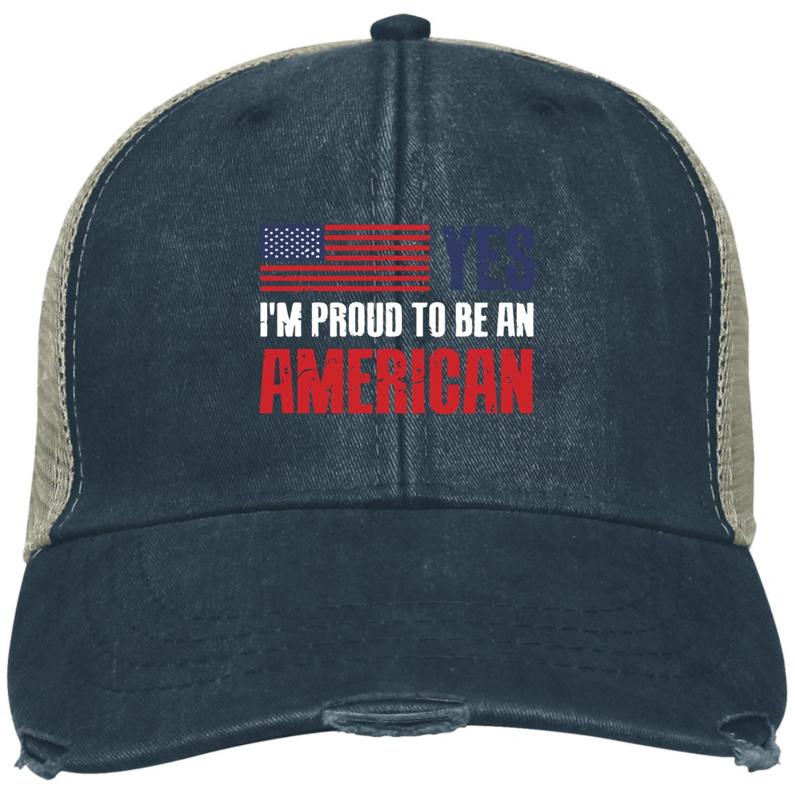 proud to be a american