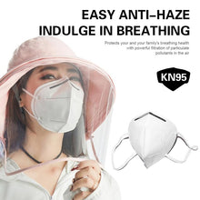 Load image into Gallery viewer, KN95 FDA Registered Face Mask!