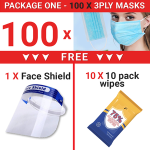 Full Protection PACKAGES - Best Offers