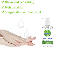 Load image into Gallery viewer, 3/6 Pcs of 8.45 OZ Top Quality Hand Sanitizer 70% Alcohol, Aloe Scent, Vitamin E