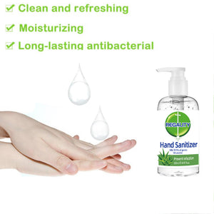 3/6 Pcs of 8.45 OZ Top Quality Hand Sanitizer 70% Alcohol, Aloe Scent, Vitamin E