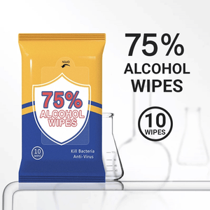 Hand Wipes - 75% Alcohol