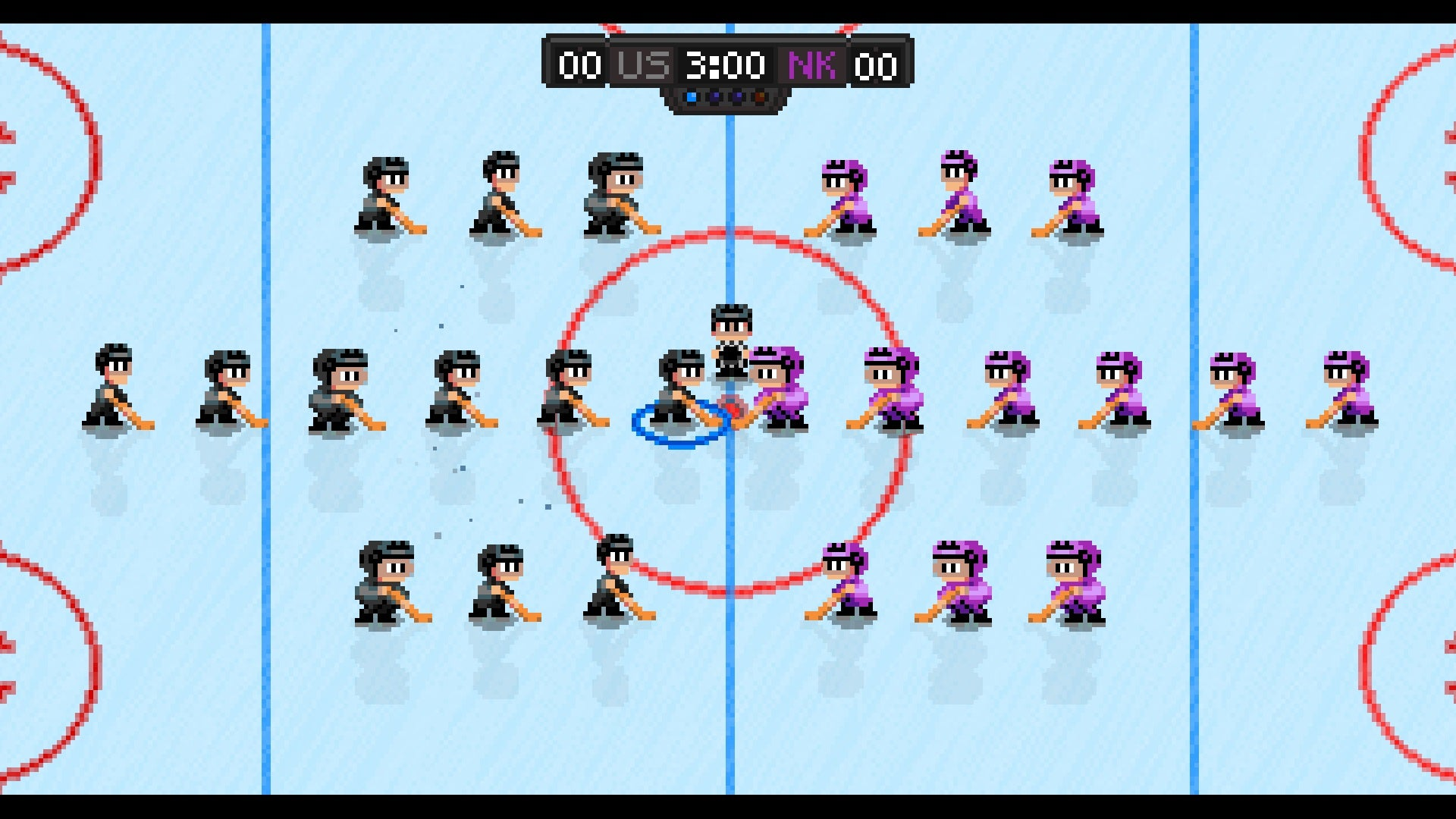 Super Blood Hockey - Nintendo Switch Release #1