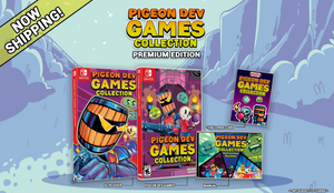 Pigeon Dev Games Collection - Nintendo Switch Release #2