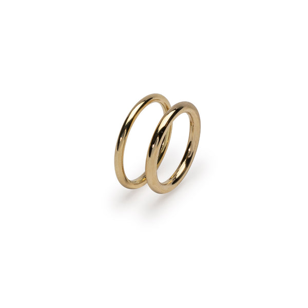 LEONIE Ring Gold - MONANO Schmuckmanufaktur